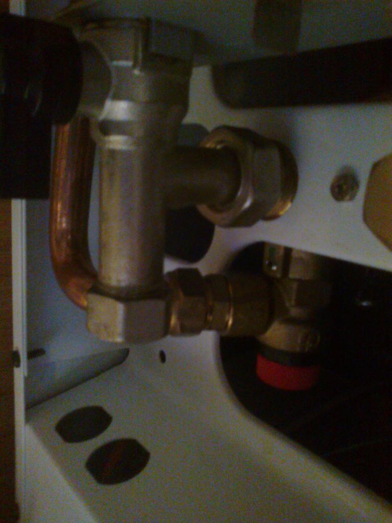Leak repairs