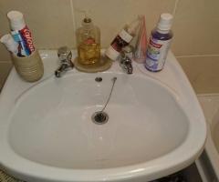 Sink repairs